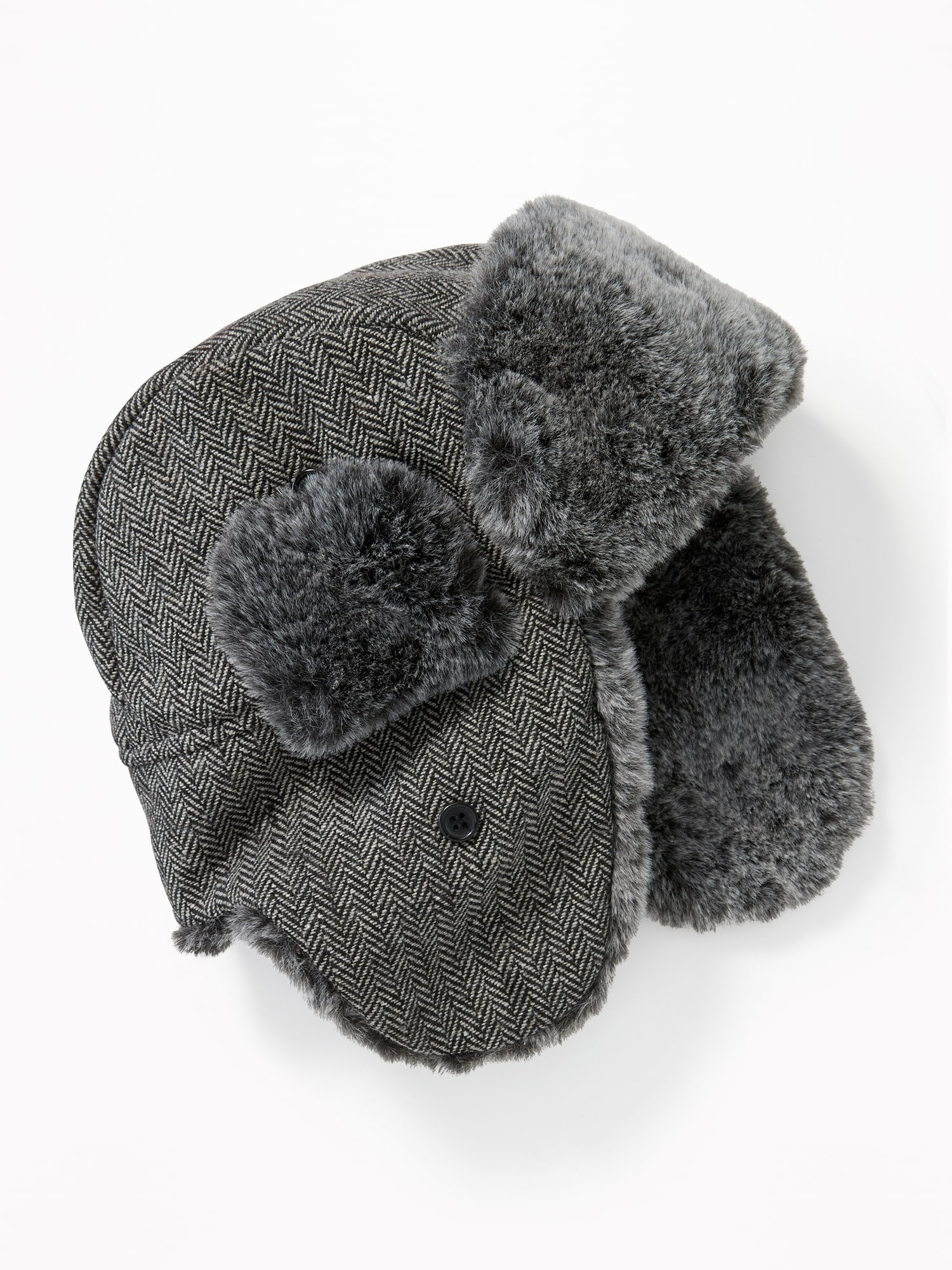 d99cfca81d6b Flannel Trapper Hat for Boys