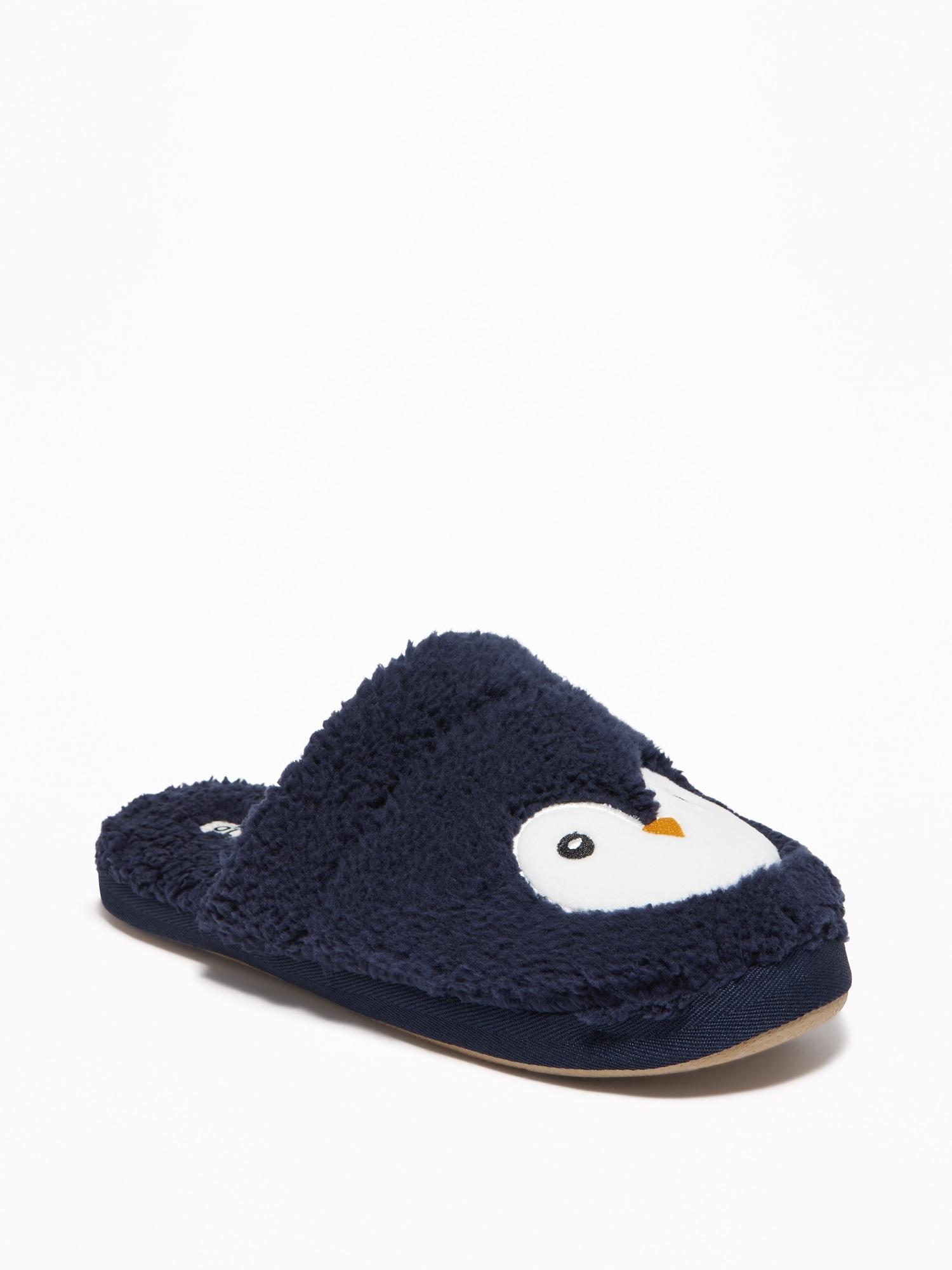 ba51f20724246 Sherpa Critter Slide Slippers for Women