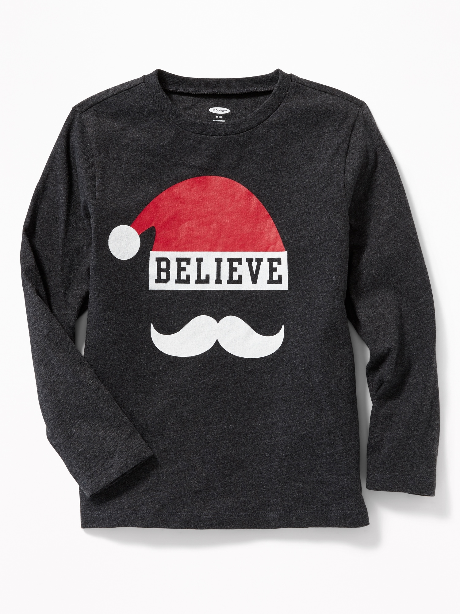 Christmas Graphic Crew-Neck Tee for Boys   Old Navy