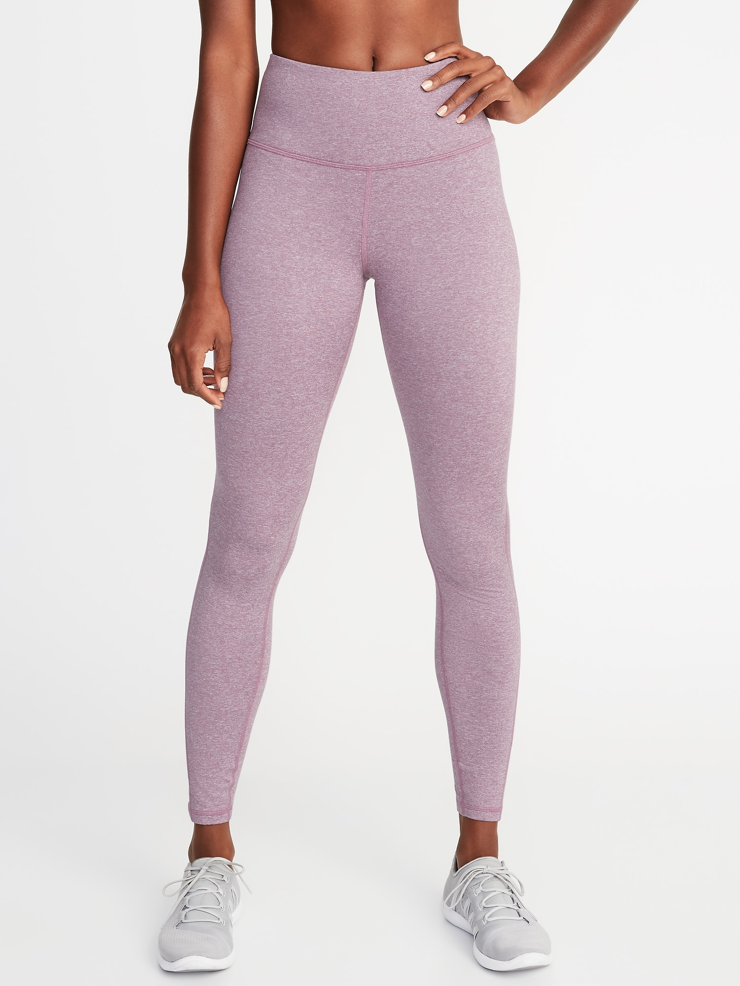 8d15d3d55a26 High-Rise Soft-Brushed Elevate Compression Leggings for Women | Old Navy