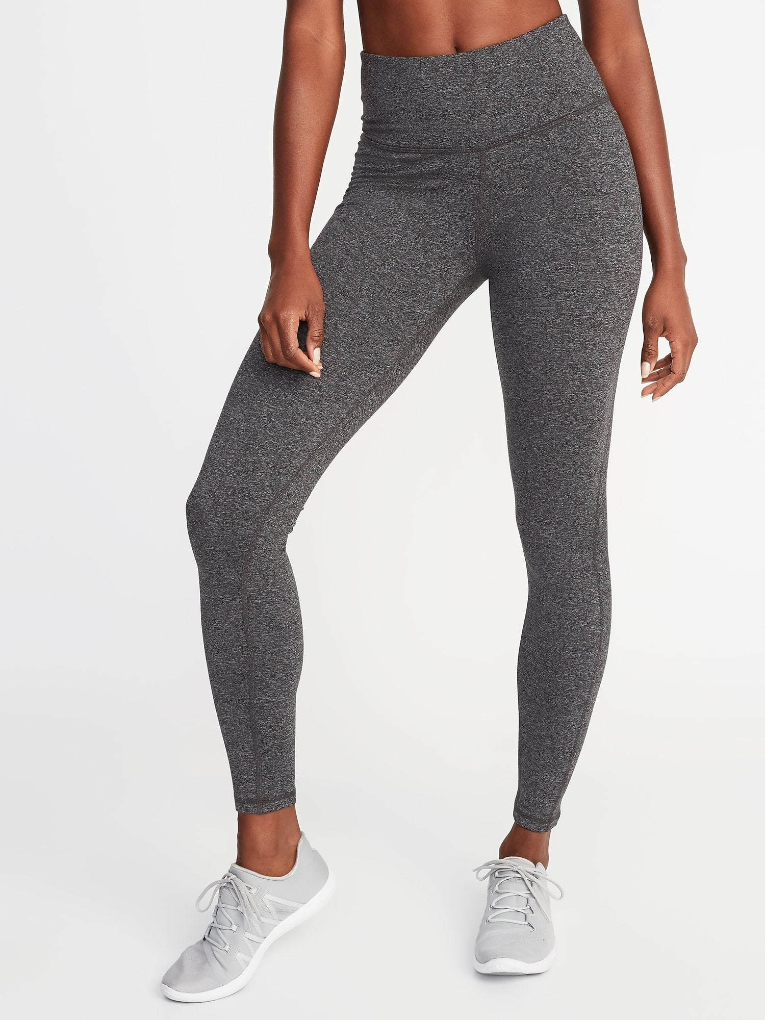 f09f0f3bed40e8 High-Rise Soft-Brushed Elevate Compression Leggings for Women | Old Navy