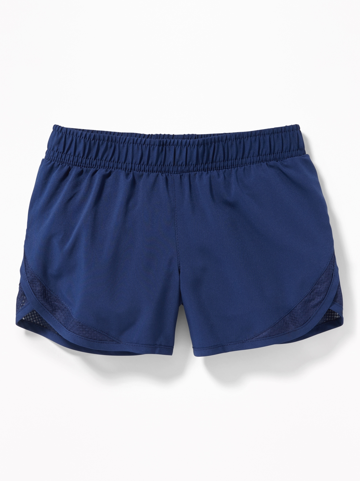 Go-Dry Cool Run Shorts for Girls | Old Navy