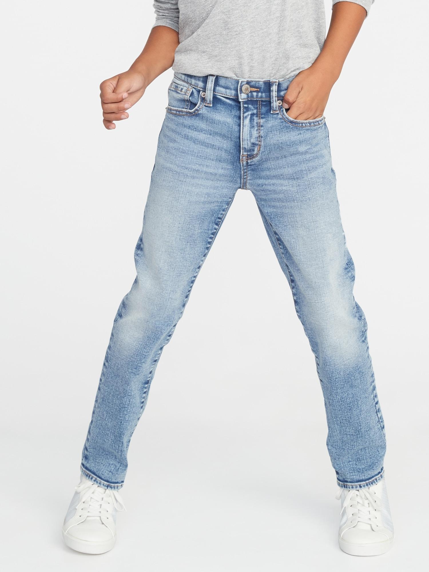ee16891f070 Karate Slim Built-In Flex Max Jeans for Boys