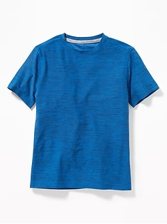 Ultra-Soft Breathe ON Tee for Boys