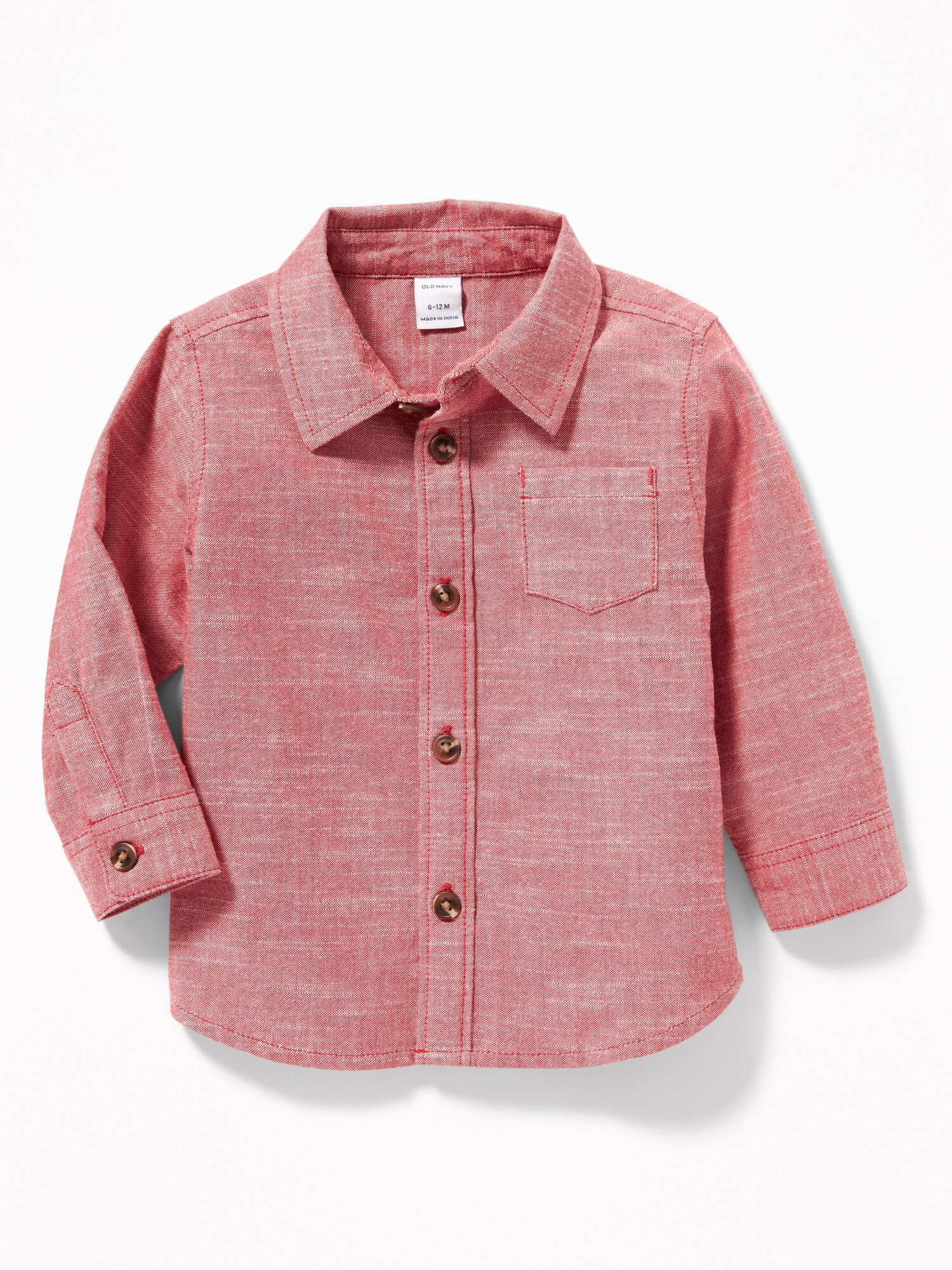 b98cc9977c7f7 Pocket Shirt for Baby