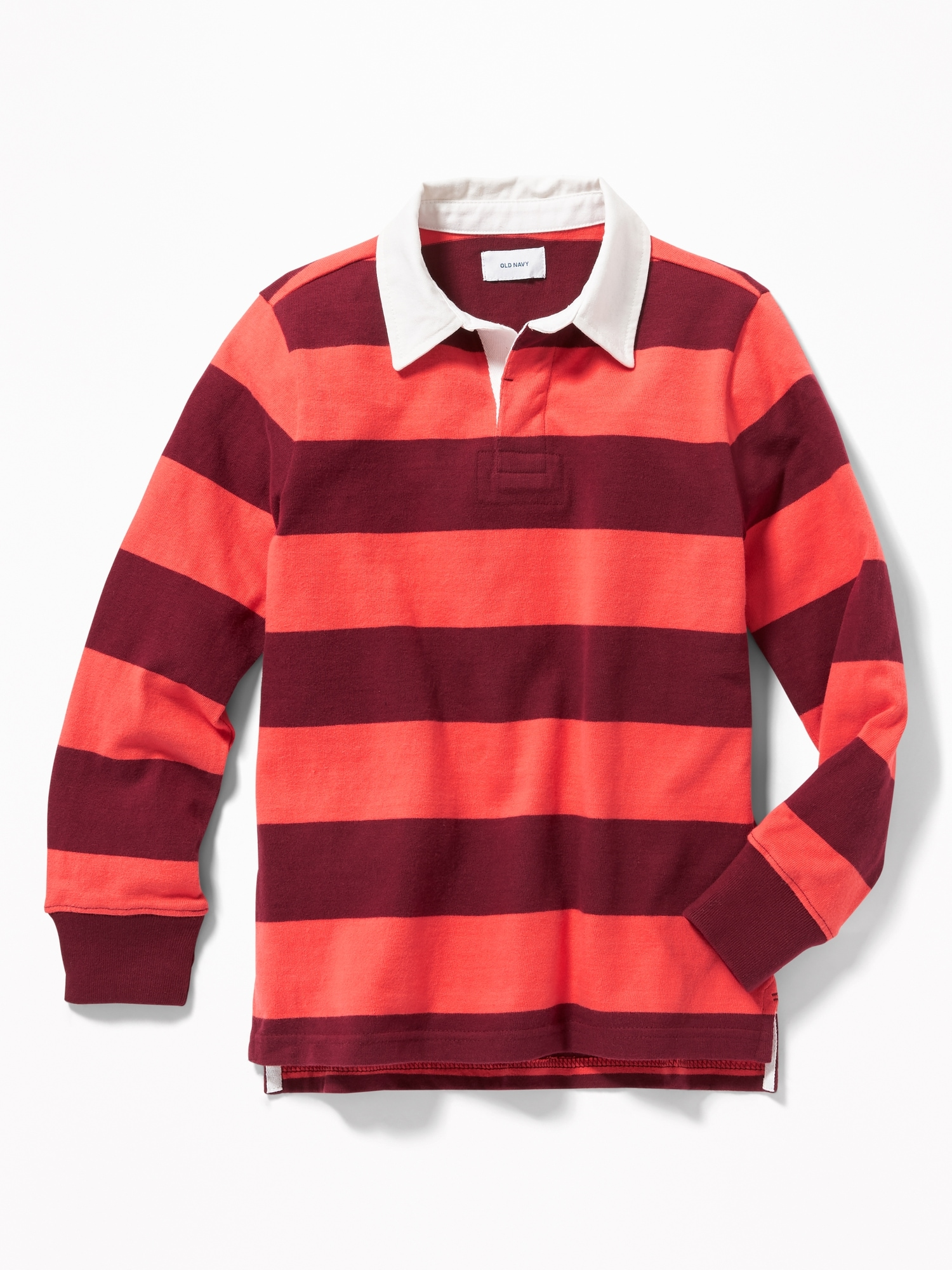 fa4e00273 Striped Jersey Rugby for Boys | Old Navy