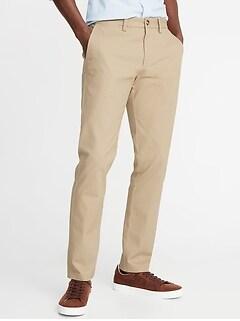 Relaxed Slim Ultimate Built-In Flex Khakis for Men