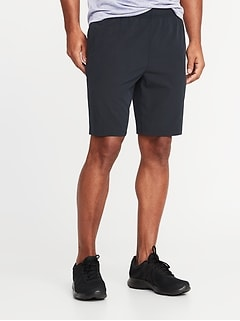 Ripstop Hybrid Performance Shorts for Men - 9-inch inseam
