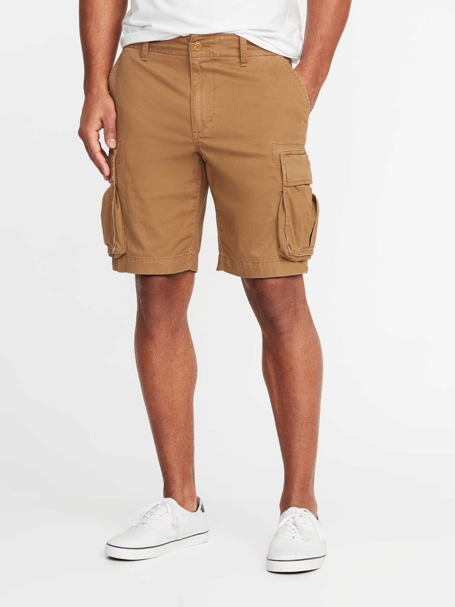 d04ea50aa7 Lived-In Built-In Flex Cargo Shorts for Men - 10-inch inseam | Old Navy