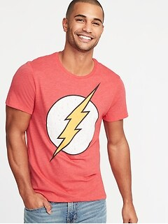 DC Comics™ The Flash Tee for Men