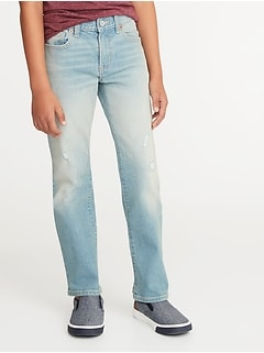 Built-In Flex Straight Jeans for Boys