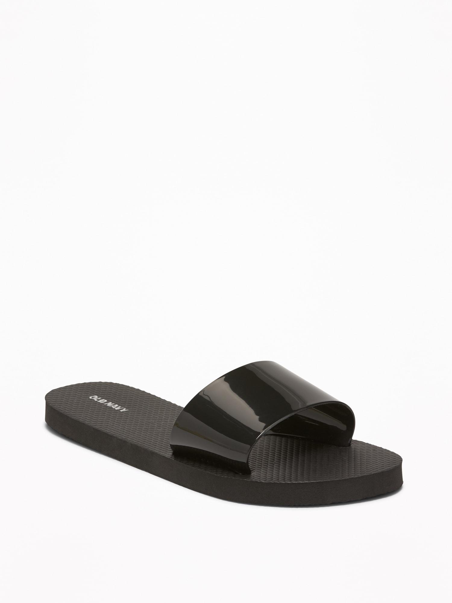08e0bbc9f Jelly Slide Flip-Flops for Women
