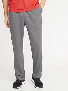 Go-Dry French Terry Track Pants for Men