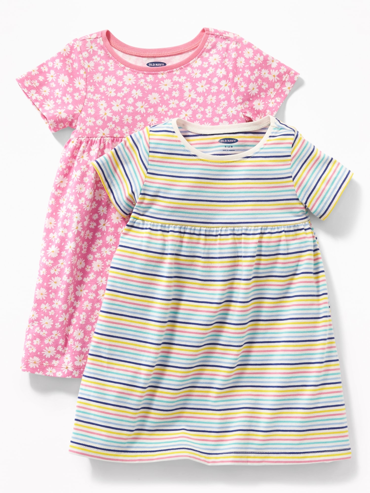 c15dc288b809 2-Pack Jersey Dress for Baby