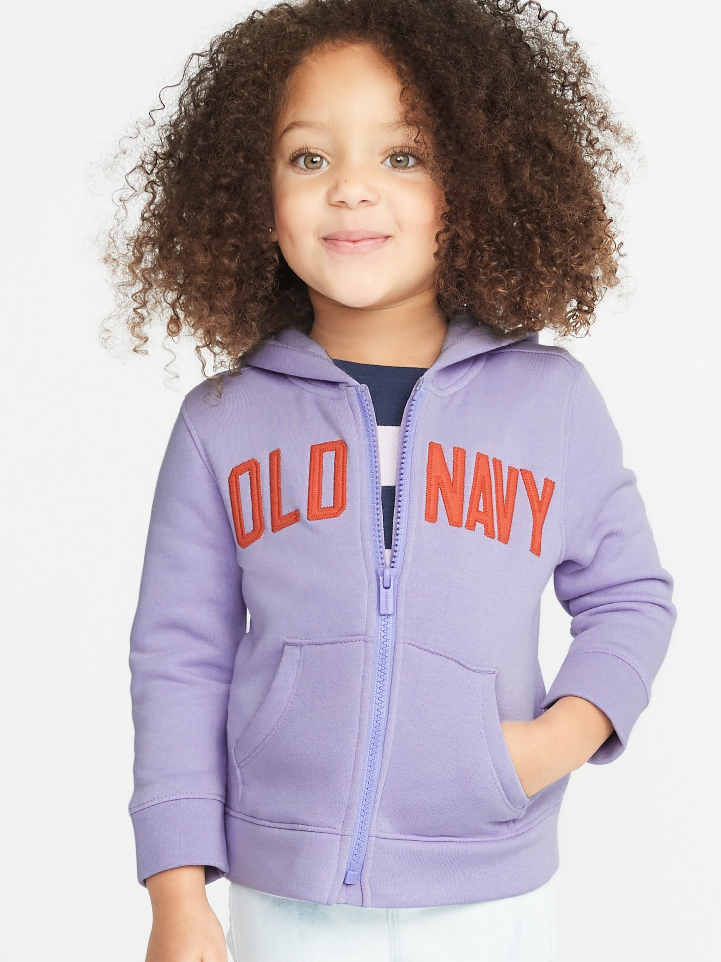 fdeacfd9a Logo-Graphic Zip Hoodie for Toddler Girls   Old Navy