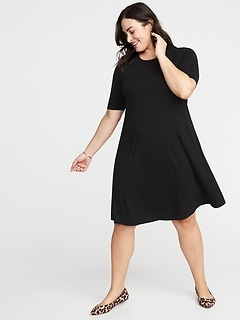 Plus-Size Twist-Front Bodycon Dress | Old Navy