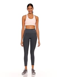 e573c02eb High-Rise Elevate Built-In Sculpt 7 8-Length Compression Leggings for Women