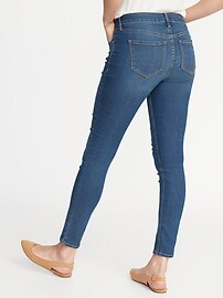 910499d71e8 Mid-Rise Super Skinny Ankle Jeans for Women