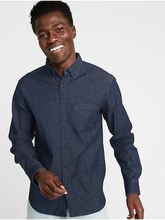 Chemise quotidienne en cambrai Built-In Flex, coupe régulière pour homme