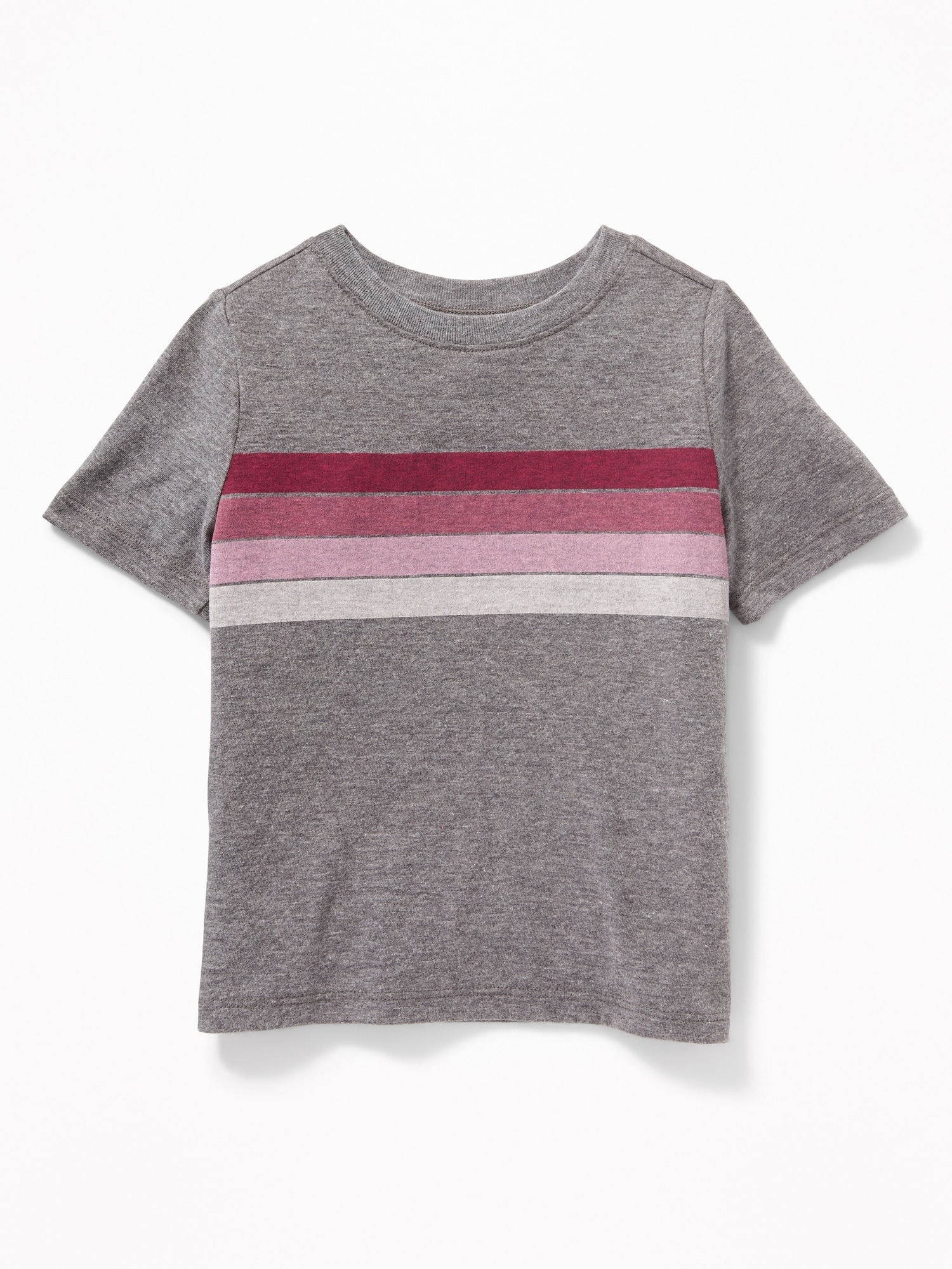 b2d2a45c9 Chest-Stripe Crew-Neck Tee for Toddler Boys | Old Navy