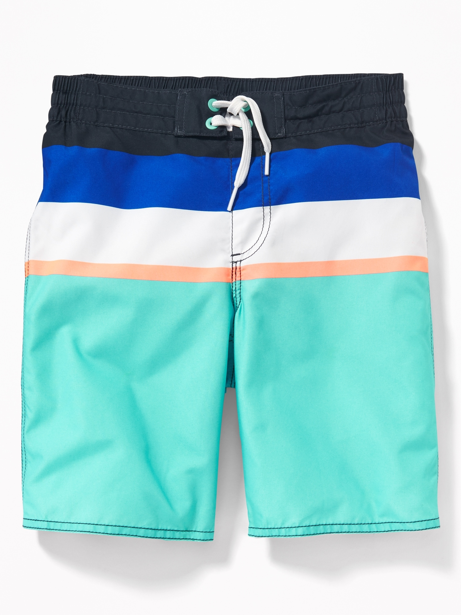 05770a1235 Patterned Board Shorts for Boys   Old Navy