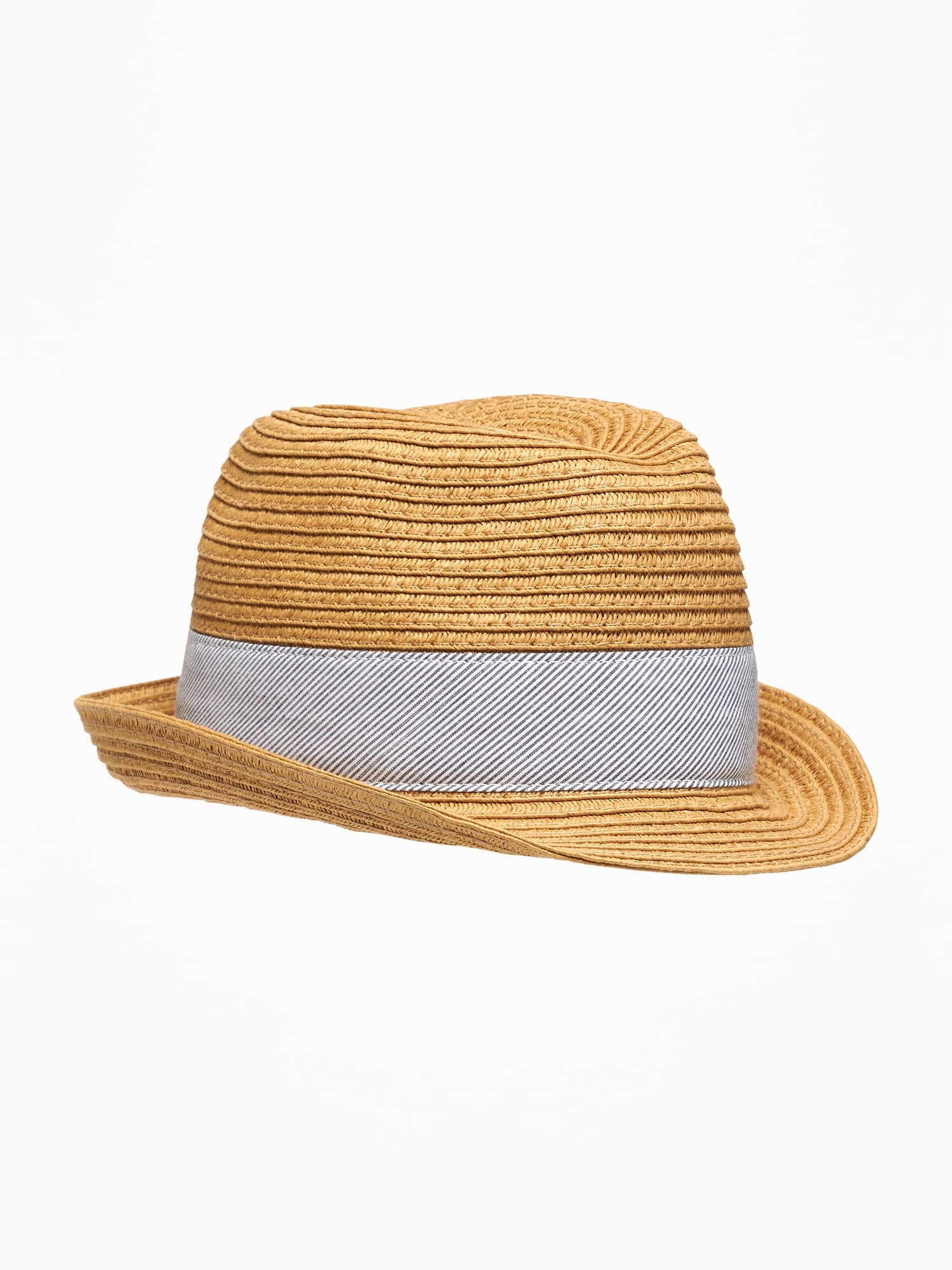 21148e21 Straw Fedora for Baby | Old Navy