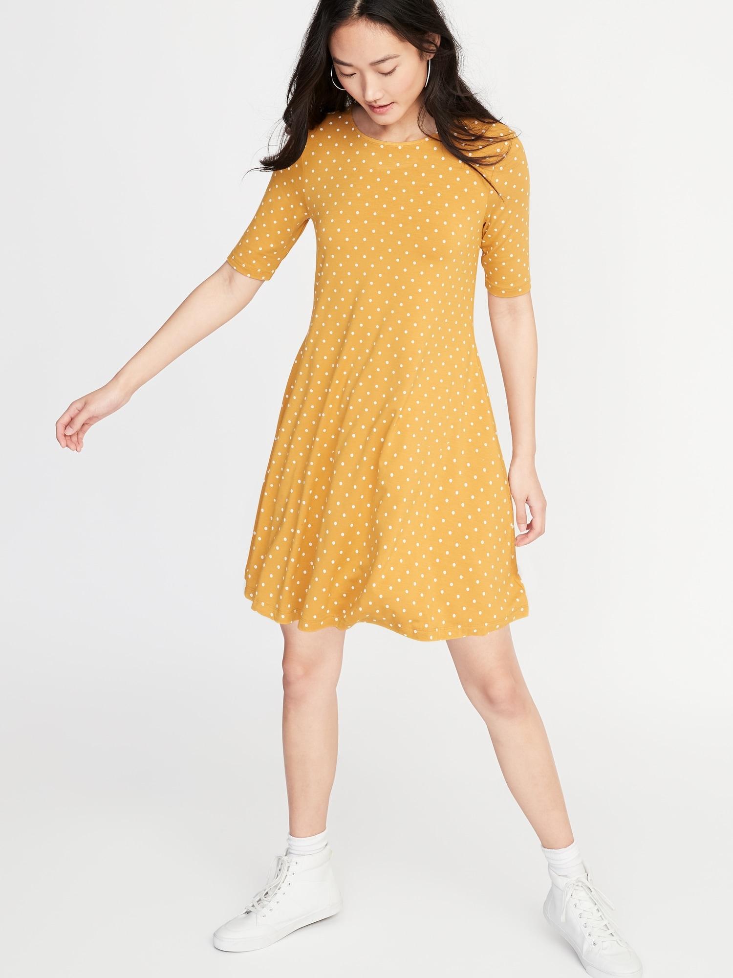 4449de119c23 Jersey Swing Dress for Women   Old Navy