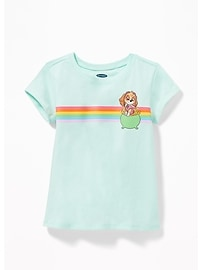 b6115a312a Paw Patrol™ Skye St. Patrick's Day Tee for Toddler Girls | Old Navy