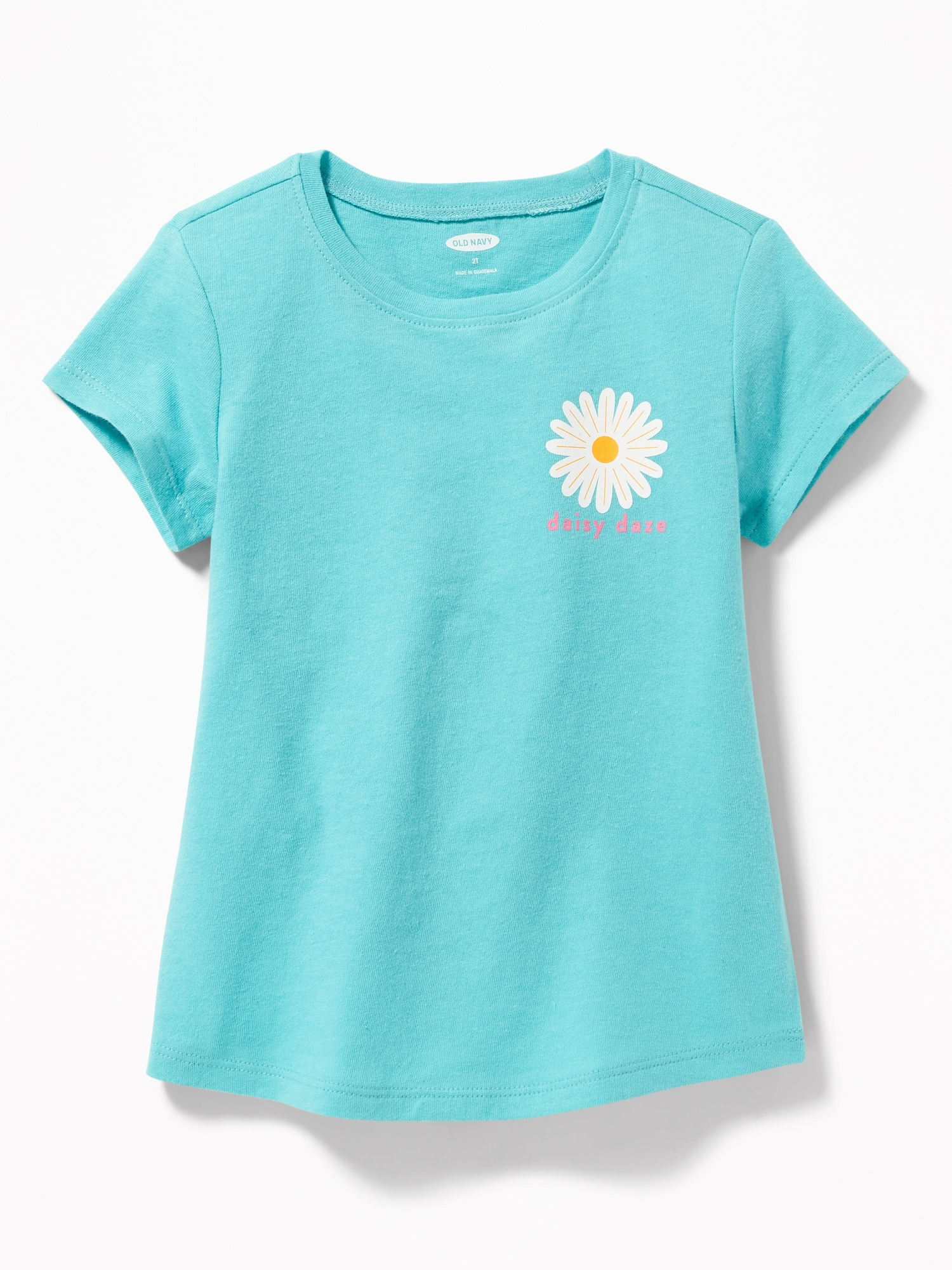 b1afdd65a Graphic Crew-Neck Tee for Toddler Girls | Old Navy