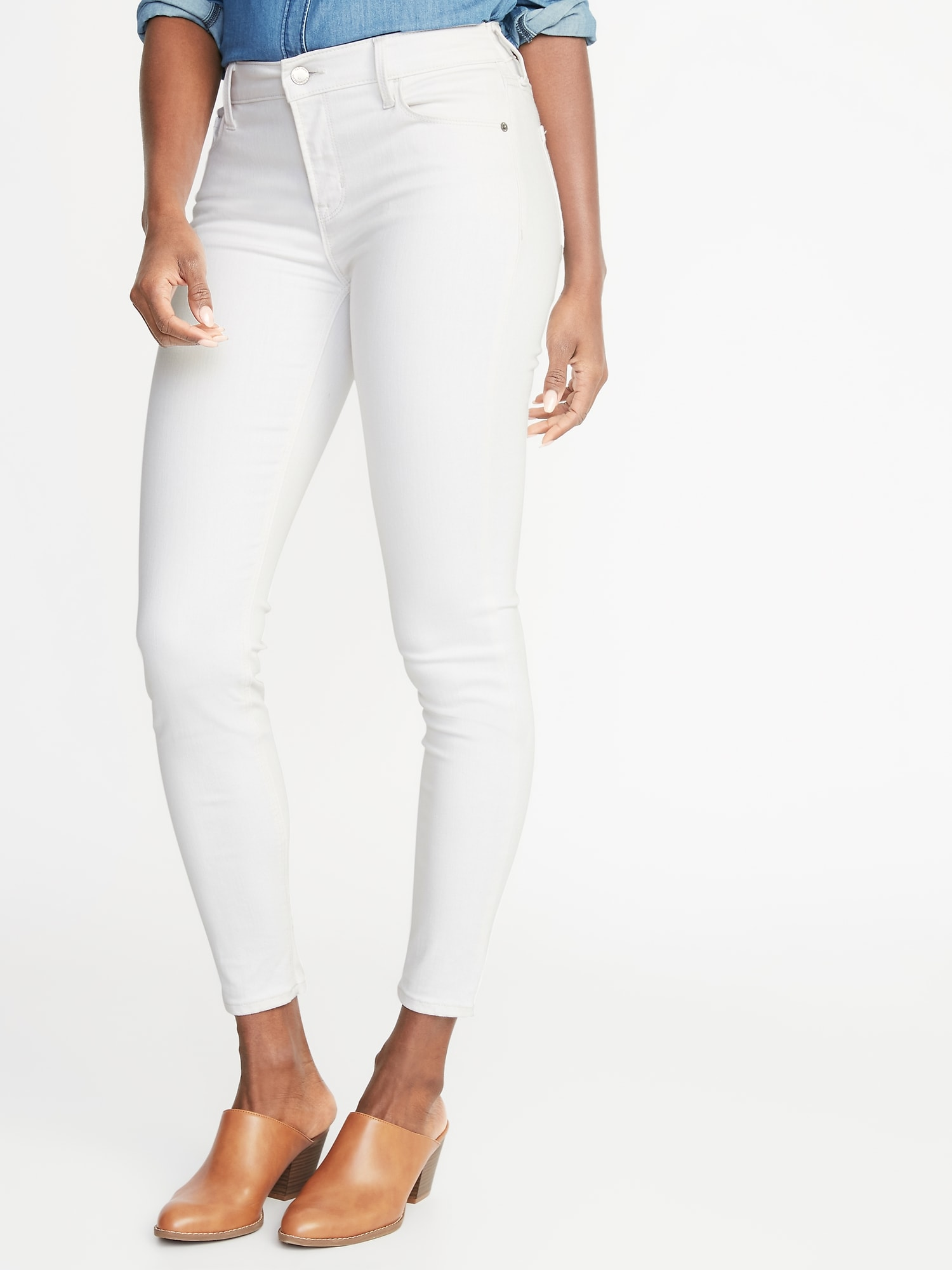 Old Navy Clean-Slate Rockstar Jeans