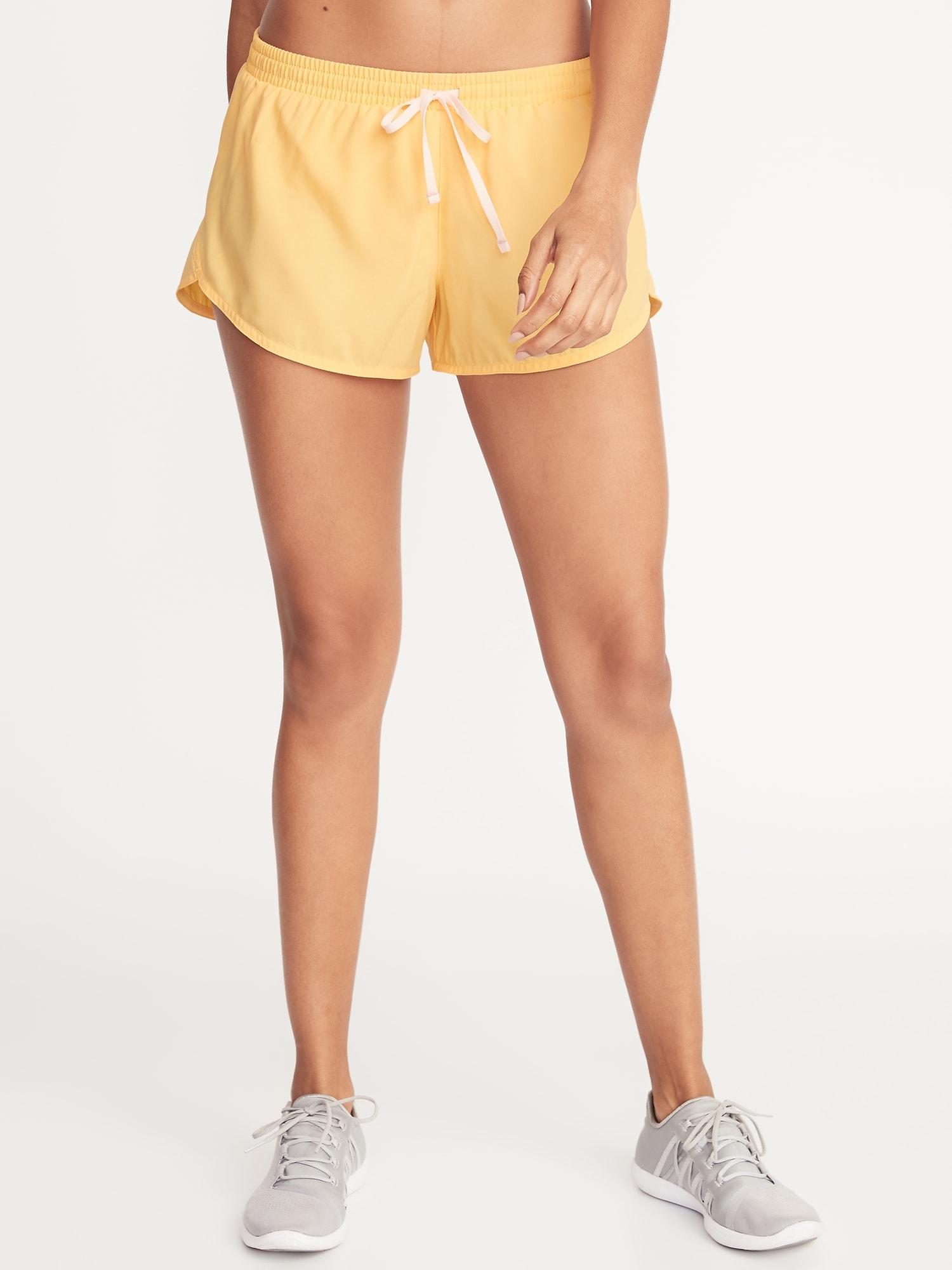 d8e4f589e1172 Semi-Fitted Run Shorts for Women - 3-inch inseam