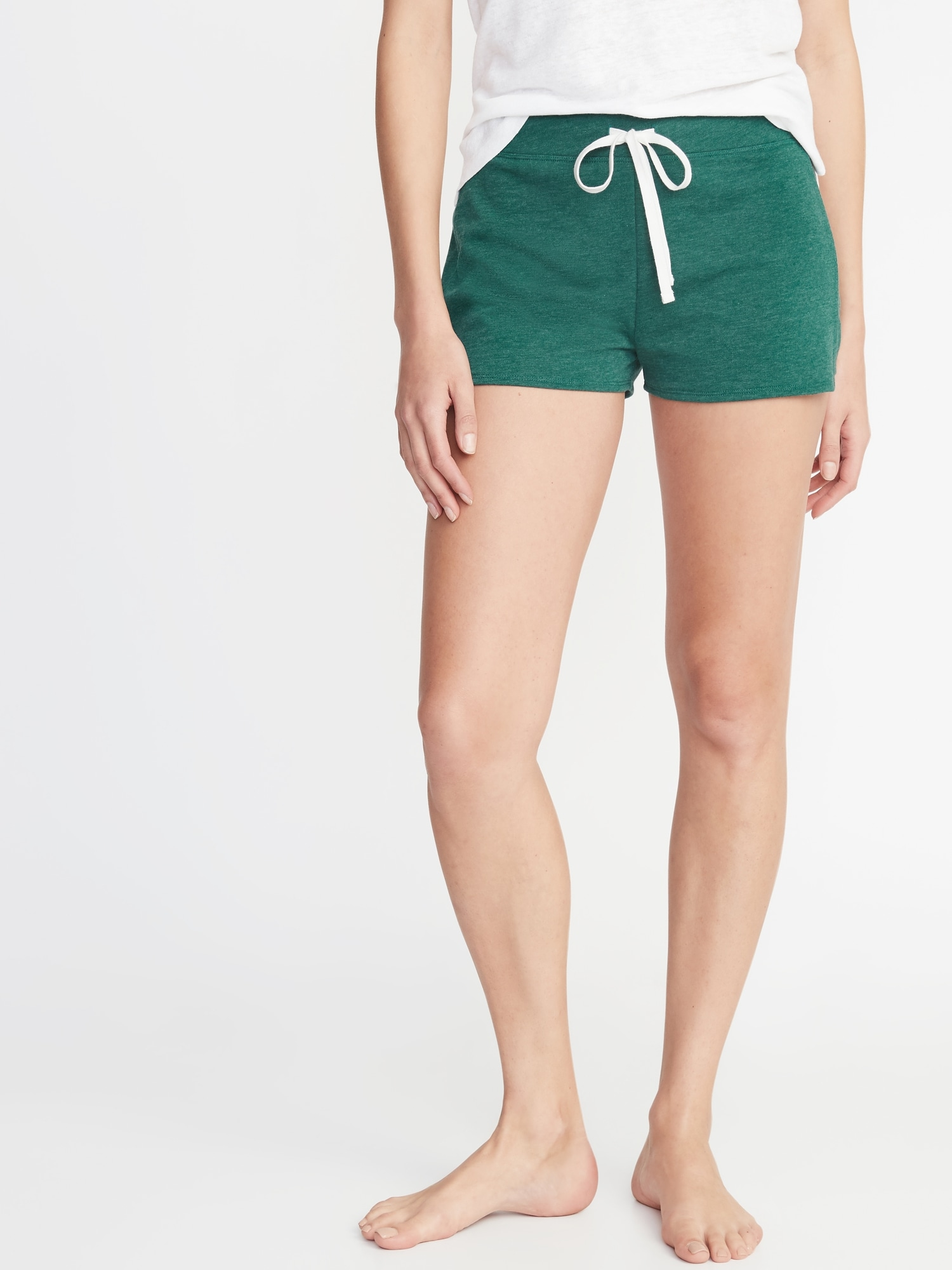 145084d7531a French Terry Shorts for Women - 2-inch inseam