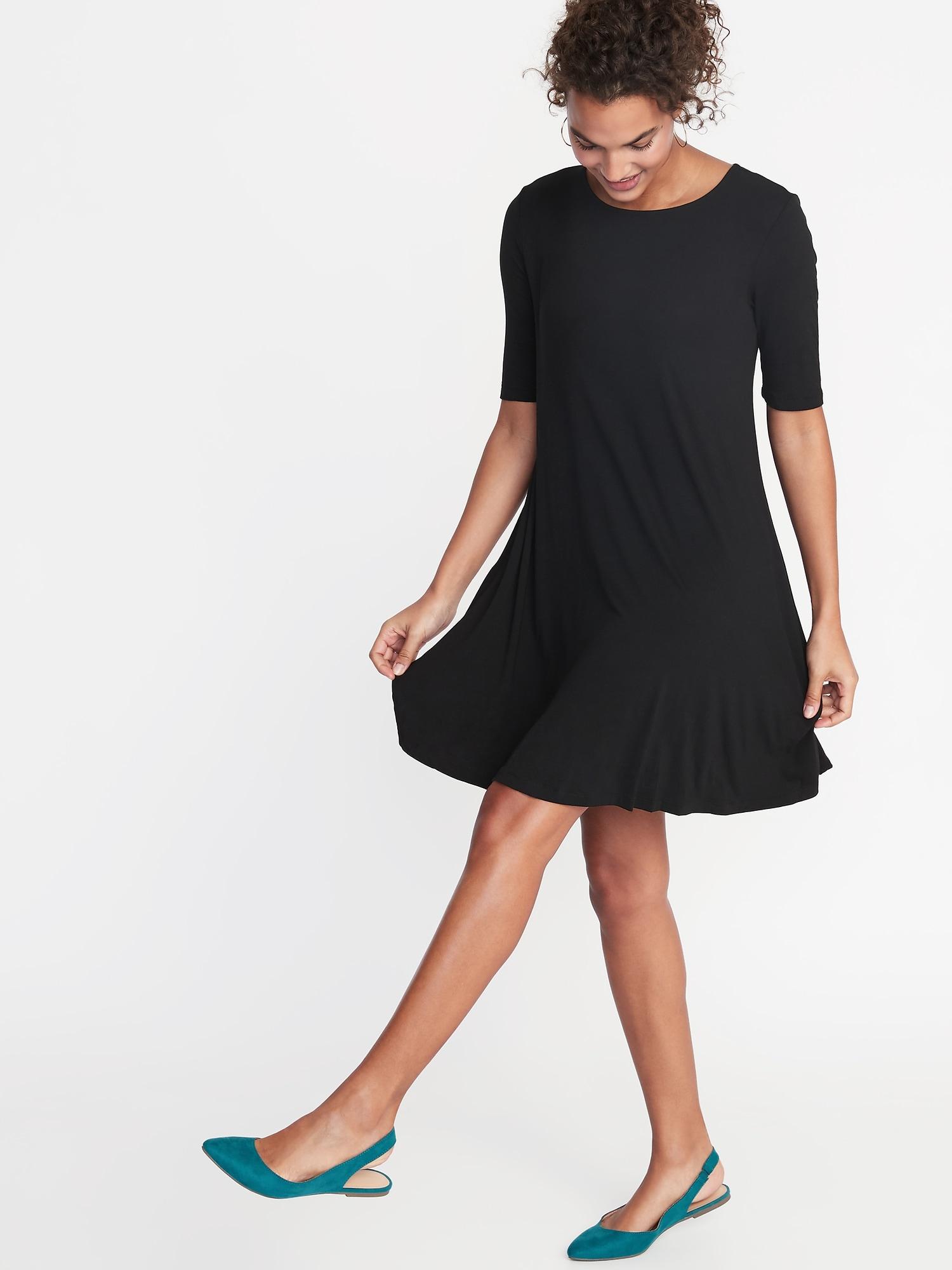 00988a372eaa2 Jersey Swing Dress for Women | Old Navy