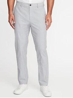 Athletic Built-In Flex Textured Ultimate Pants for Men