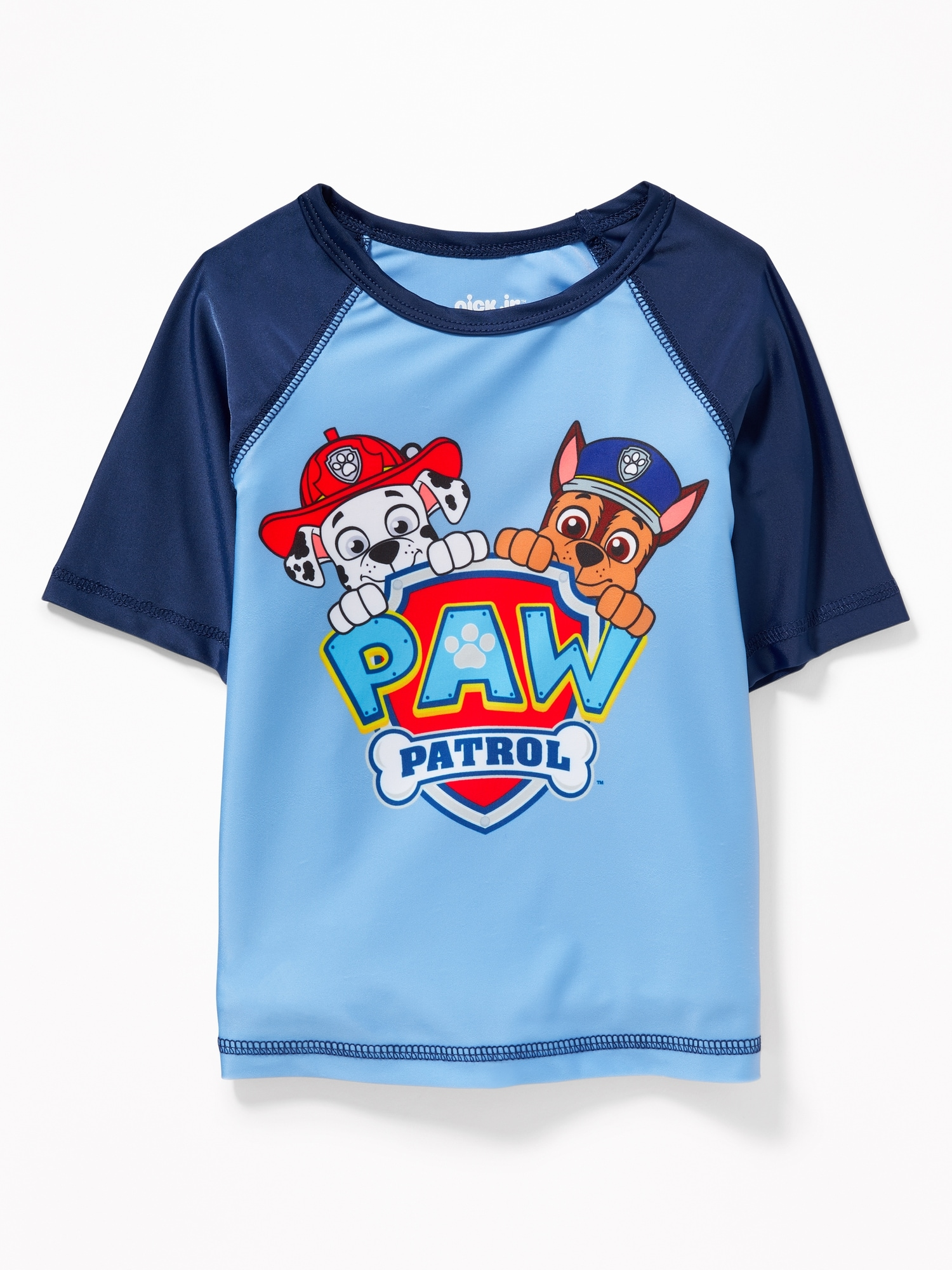 155174366ec15 Paw Patrol™ Rashguard for Toddler Boys   Old Navy