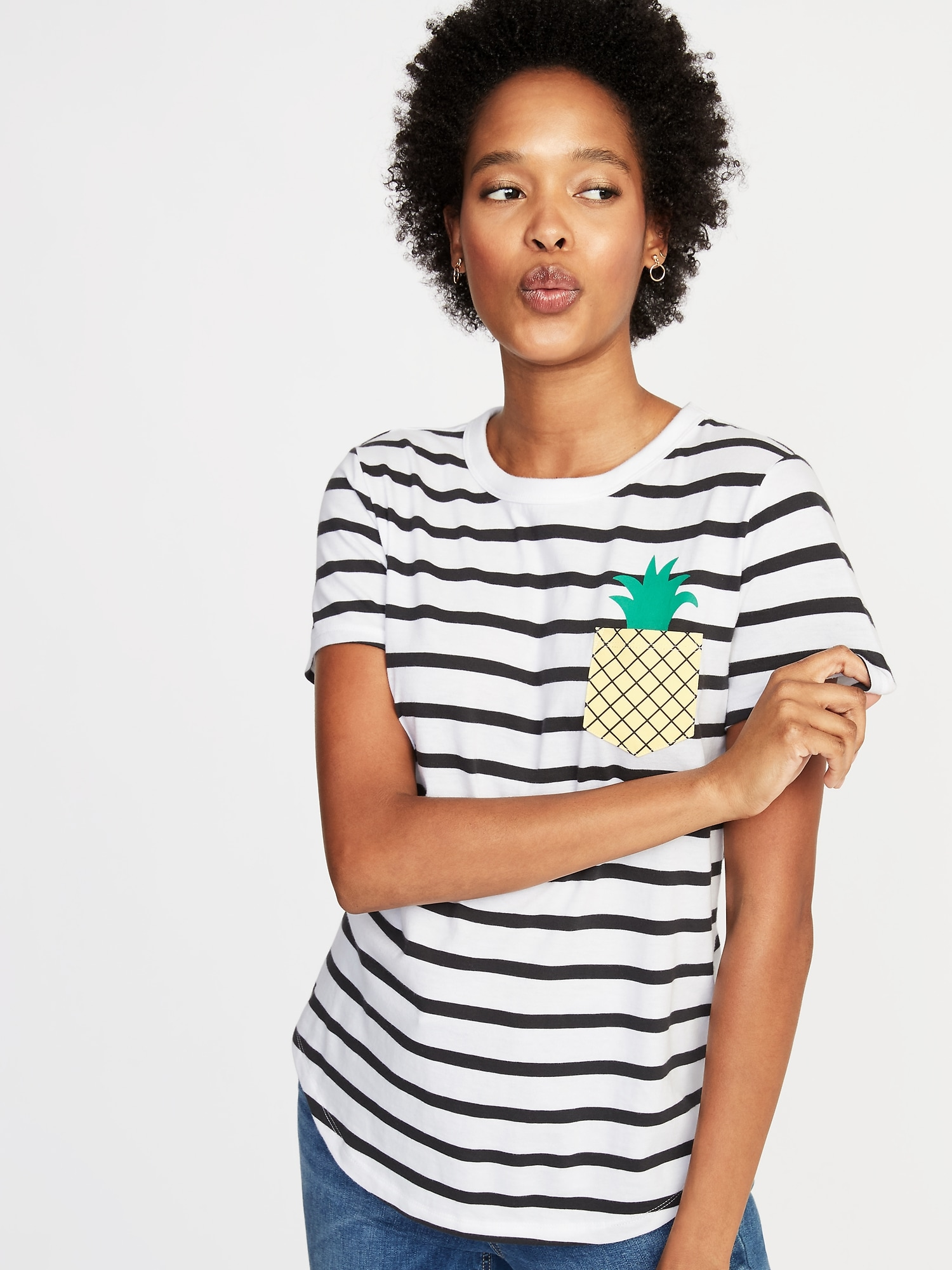 9db864e1 EveryWear Graphic Tee for Women | Old Navy