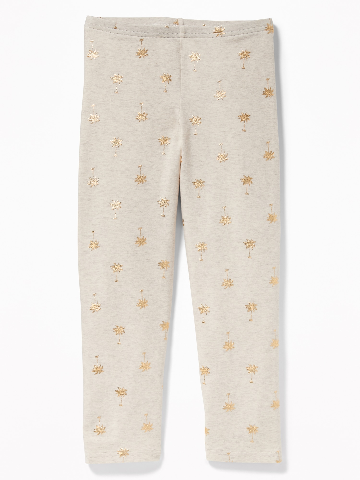90c5393e54c86c Cropped Built-In Tough Jersey Leggings for Girls | Old Navy