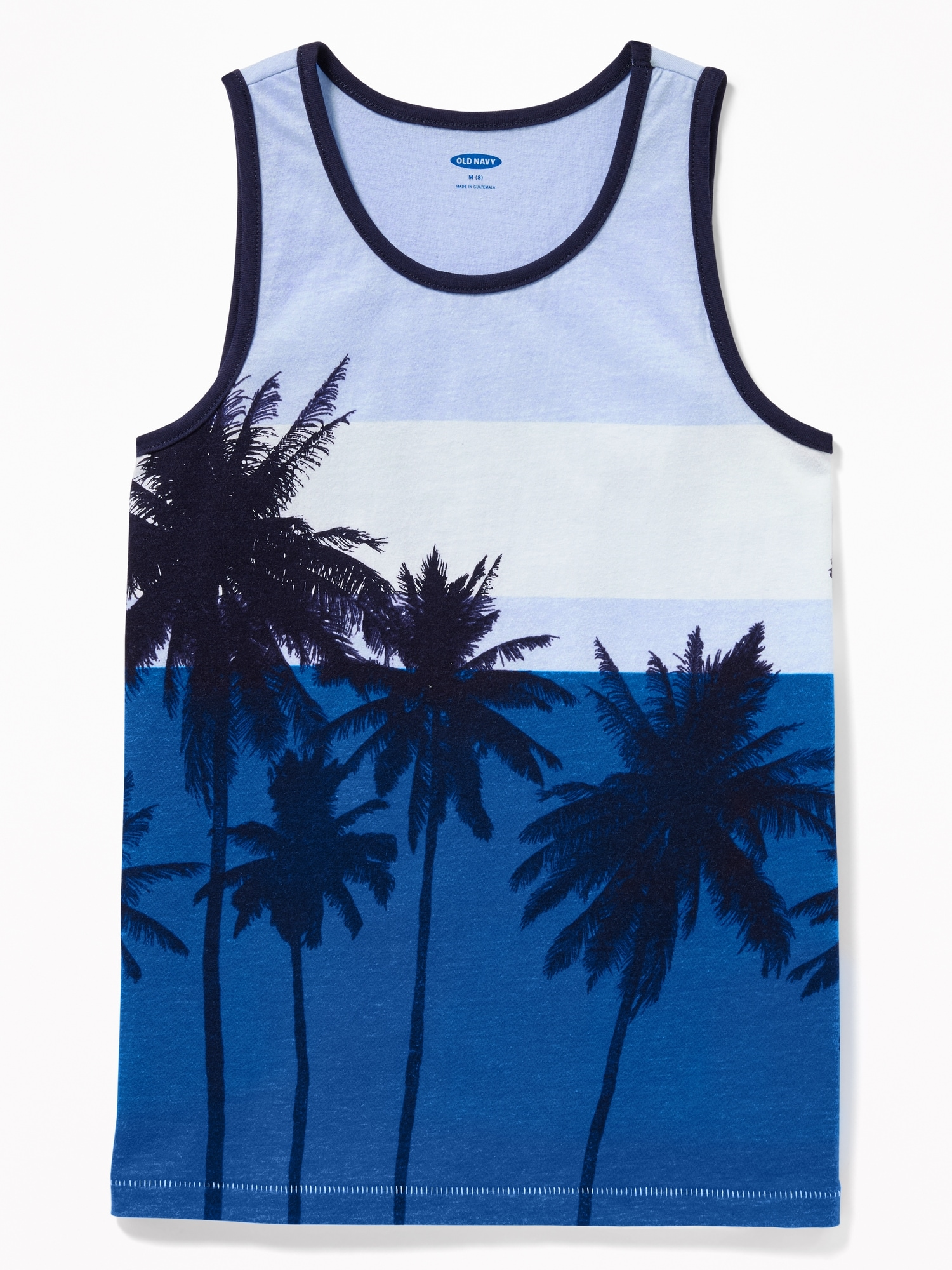 Relaxed Printed Tank For Boys by Old Navy
