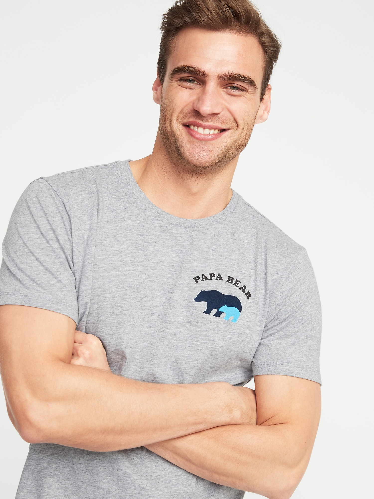 249f2d4a7 Father's Day Graphic Crew-Neck Tee for Men | Old Navy