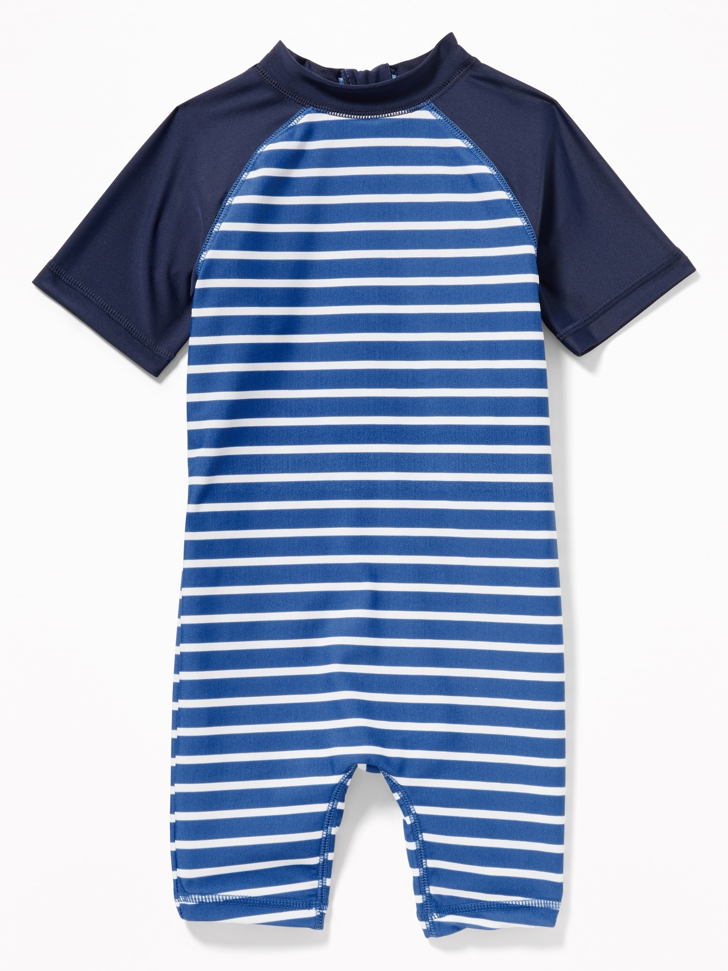 66247332 Rashguard One-Piece Swimsuit for Toddler Boys | Old Navy