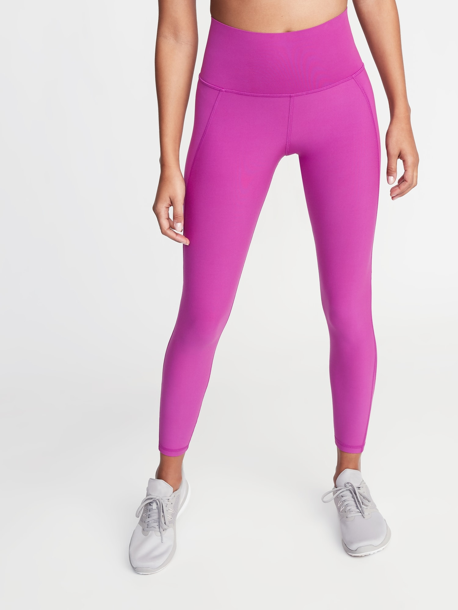 d81752f06a High-Rise Elevate Built-In Sculpt 7/8-Length Compression Leggings for Women    Old Navy