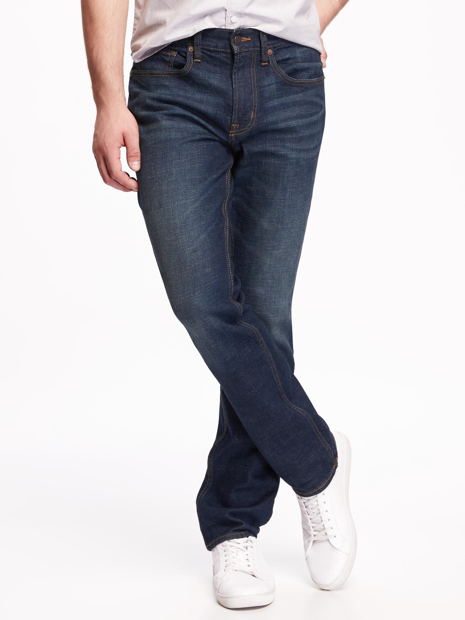 e31997678a Slim Built-In-Flex Jeans for Men | Old Navy