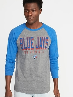 MLB® Team-Graphic Raglan-Sleeve Tee for Men