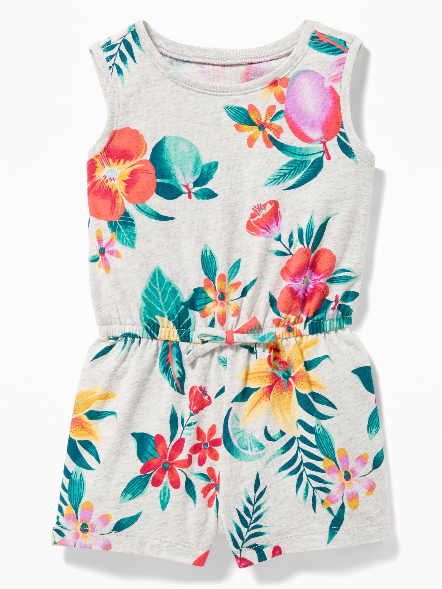 34c7f82fa Printed Jersey Romper for Baby   Old Navy