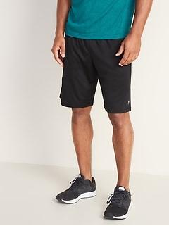 Short Performance Go-Dry à panneaux latéraux pour homme (entrejambe 23cm)