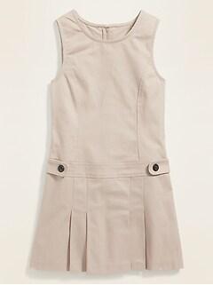 Uniform Twill Jumper for Girls
