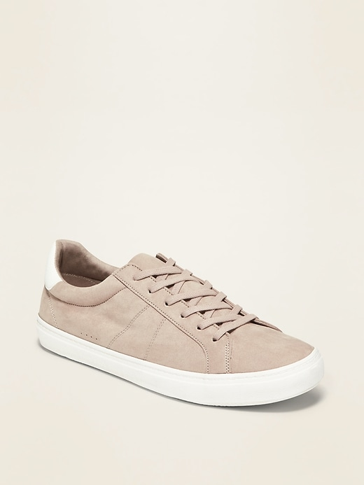 Faux-Suede Sneakers for Women