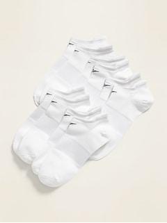Go-Dry Lightweight Active Ankle Socks 5-Pack For Women