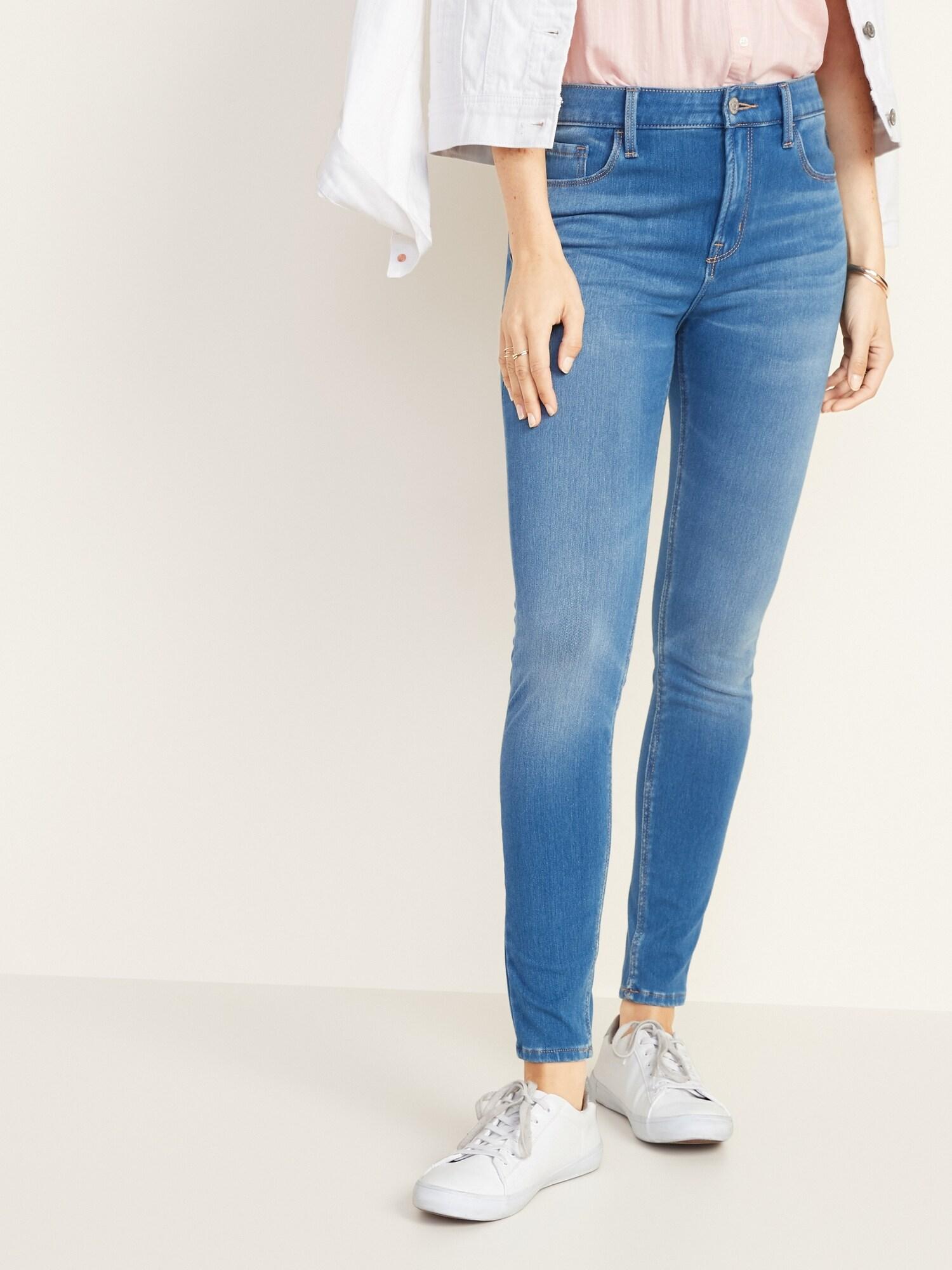 7223dd3107d High-Rise Rockstar 24/7 Sculpt Super Skinny Jeans for Women | Old Navy