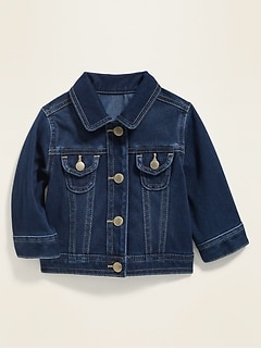 Jean Jacket For Baby